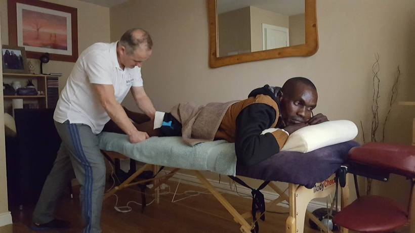 Eric Massage