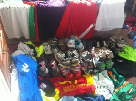 Running Gear Donations