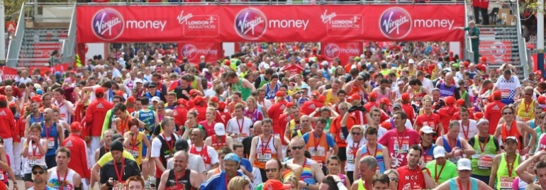 London Marathon 2017 3